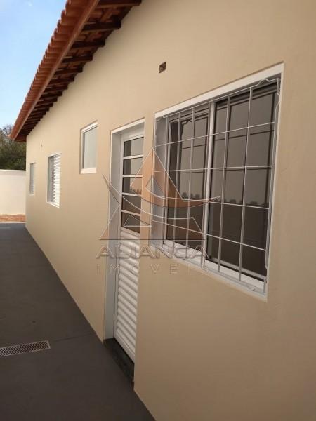 Aliança Imóveis - Imobiliária em Ribeirão Preto - SP - Casa - Parque São Sebastião - Ribeirão Preto