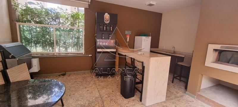 Aliança Imóveis - Imobiliária em Ribeirão Preto - SP - Apartamento - Bosque das Juritis  - Ribeirão Preto