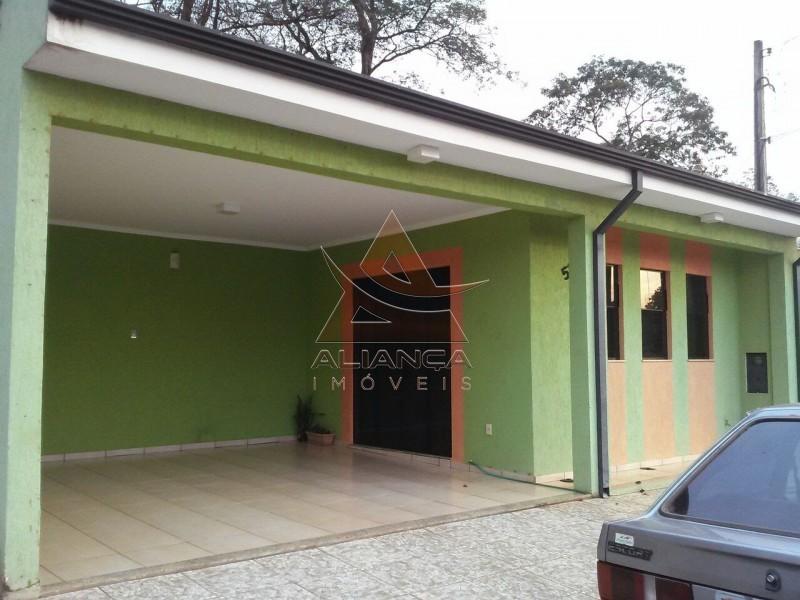 Casa Condomínio - Jardim Florestan Fernandes - Ribeirão Preto