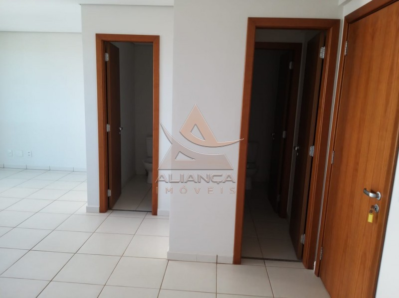 Refidim Imóveis - Imobiliária em Ribeirão Preto - SP - Sala  - Nova Ribeirânia  - Ribeirão Preto
