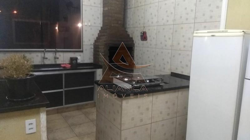 Aliança Imóveis - Imobiliária em Ribeirão Preto - SP - Casa - Parque dos Pinus  - Ribeirão Preto