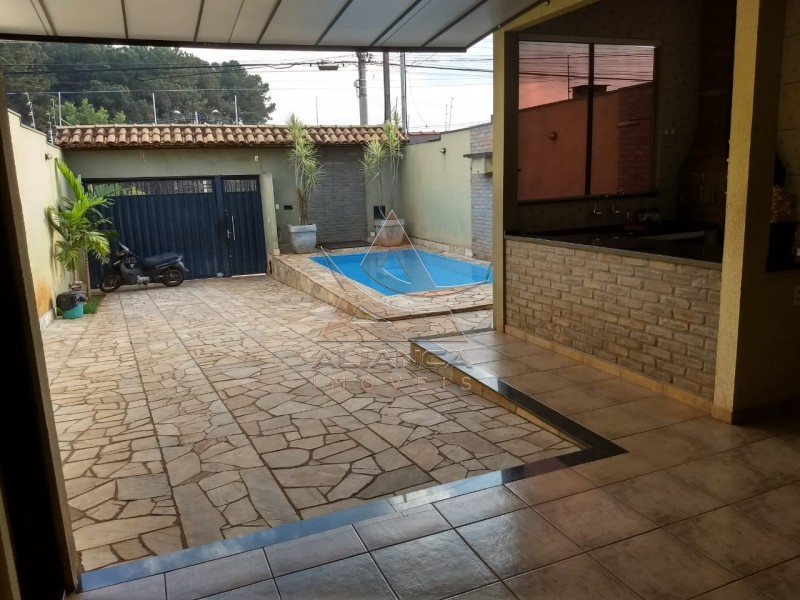 Casa - Parque dos Pinus  - Ribeirão Preto