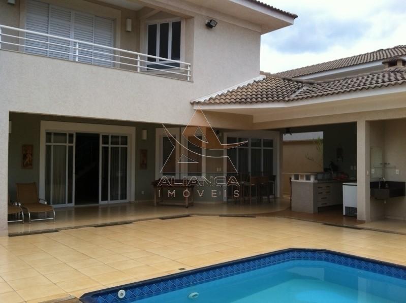 Casa Condomínio - Guaporé - Ribeirão Preto