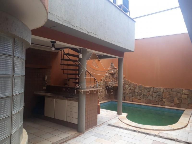 Casa - PARQUE BANDEIRANTES - Ribeirão Preto