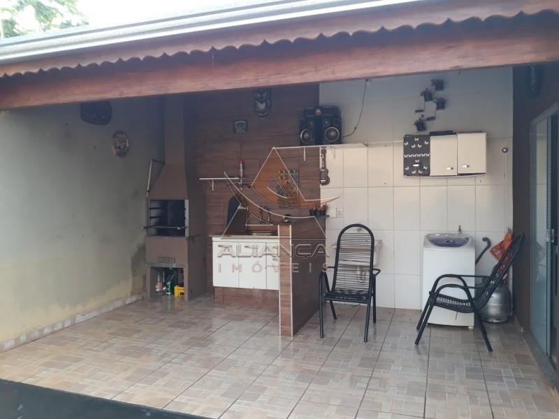 Casa - Parque das Oliveiras - Ribeirão Preto