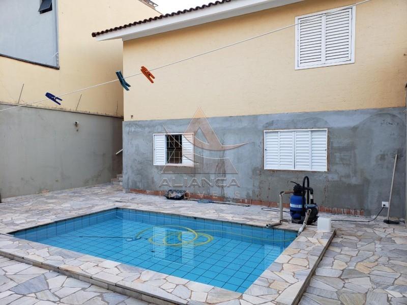 Casa - Residencial Flórida - Ribeirão Preto