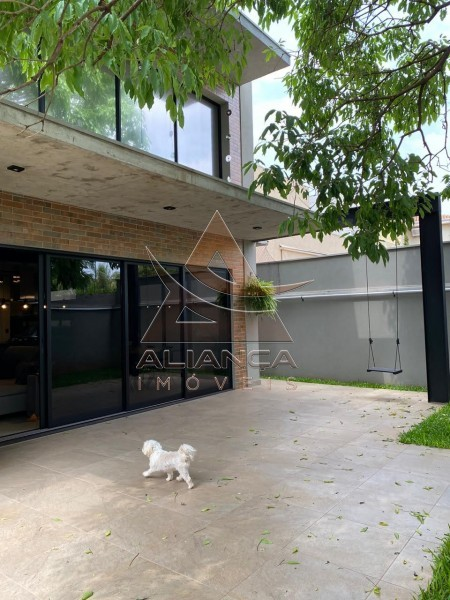 Refidim Imóveis - Imobiliária em Ribeirão Preto - SP - Casa Condomínio - Guaporé - Ribeirão Preto
