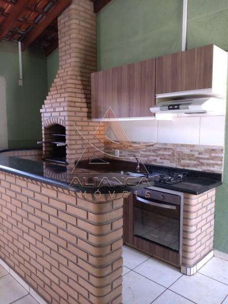 Casa - Eugênio Lopes - Ribeirão Preto