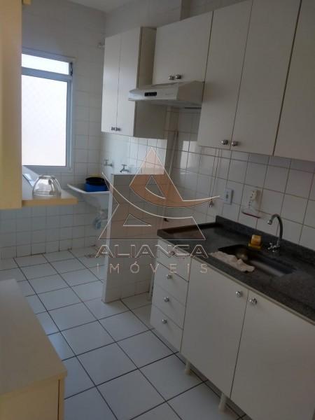 Aliança Imóveis - Imobiliária em Ribeirão Preto - SP - Apartamento - Geraldo Correia de Carvalho - Ribeirão Preto