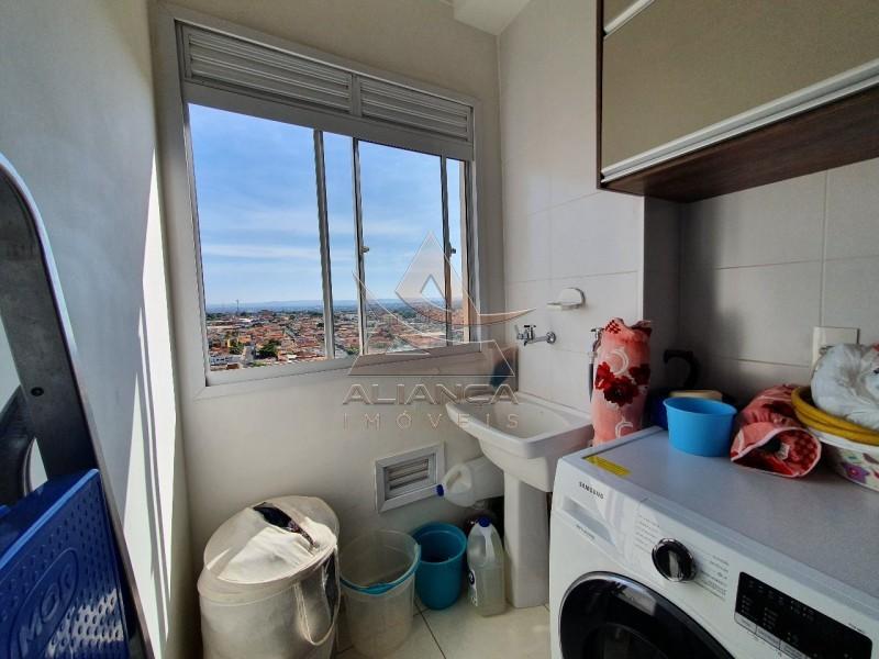 Aliança Imóveis - Imobiliária em Ribeirão Preto - SP - Apartamento - Monte Alegre - Ribeirão Preto