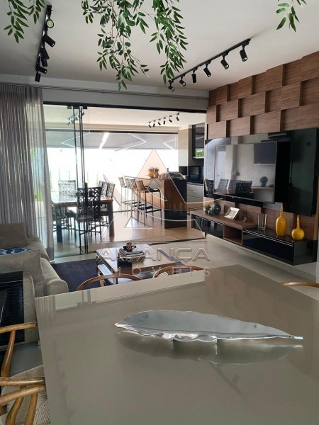 Aliança Imóveis - Imobiliária em Ribeirão Preto - SP - Casa Condomínio - San Marco - Ribeirão Preto