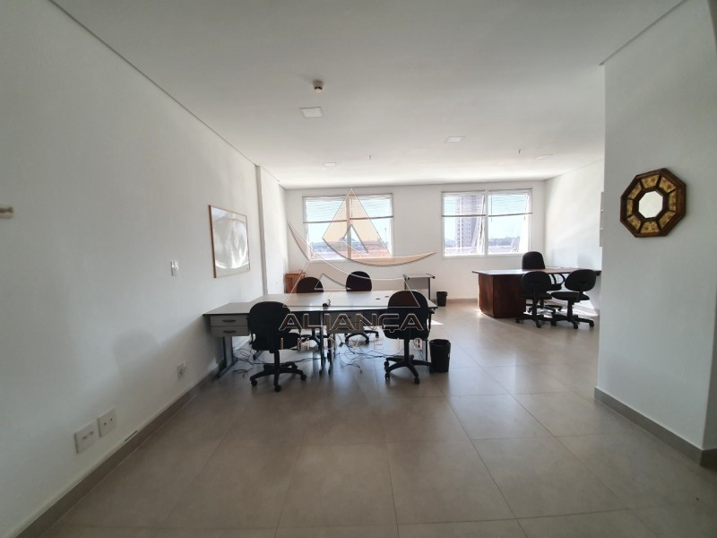 Aliança Imóveis - Imobiliária em Ribeirão Preto - SP - Sala  - Jardim Palma Travassos - Ribeirão Preto