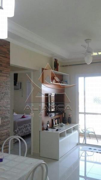 Apartamento - Vila Maria Luiza - Ribeirão Preto