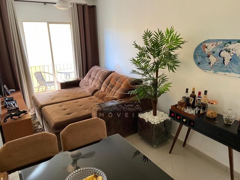 Apartamento - PARQUE BANDEIRANTES - Ribeirão Preto