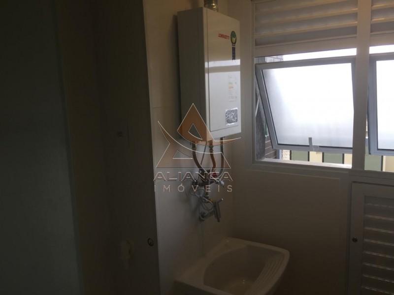Refidim Imóveis - Imobiliária em Ribeirão Preto - SP - Apartamento - Bosque das Juritis  - Ribeirão Preto