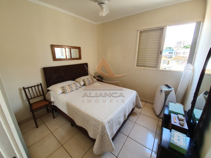 Aliança Imóveis - Imobiliária em Ribeirão Preto - SP - Apartamento - Vila Seixas - Ribeirão Preto