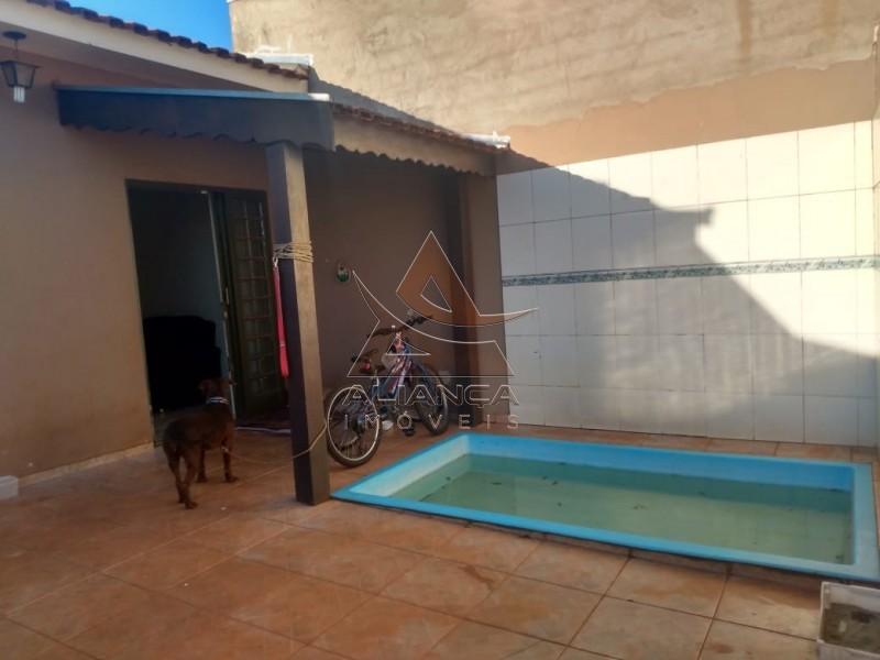 Casa - Jardim José Figueira - Ribeirão Preto