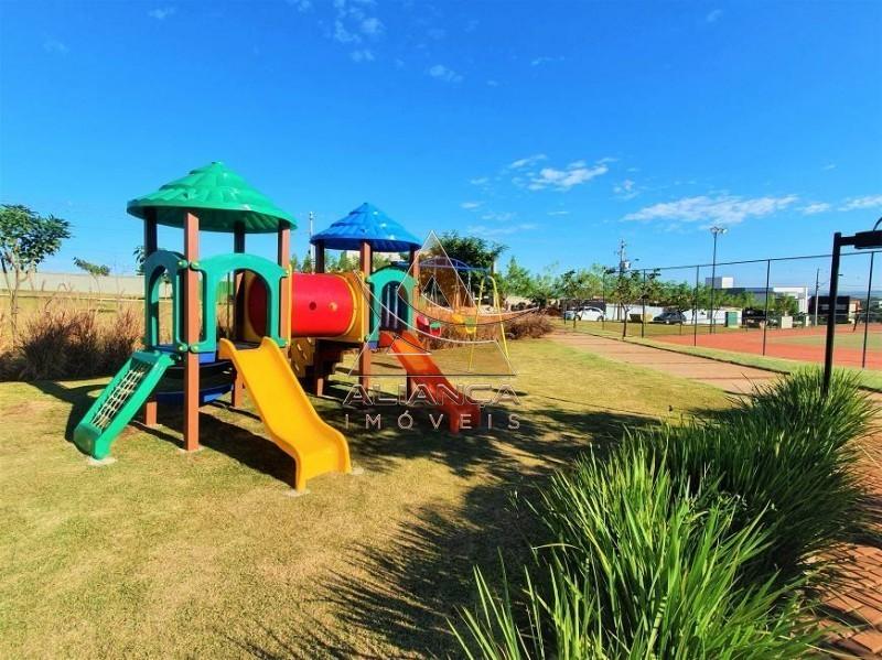 Aliança Imóveis - Imobiliária em Ribeirão Preto - SP - Terreno Condomínio - Vila do Golf - Ribeirão Preto
