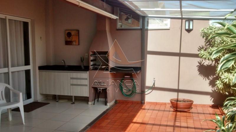 Casa Condomínio - Parque São Sebastião - Ribeirão Preto