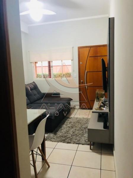 Casa Condomínio - Jardim Anhanguera - Ribeirão Preto