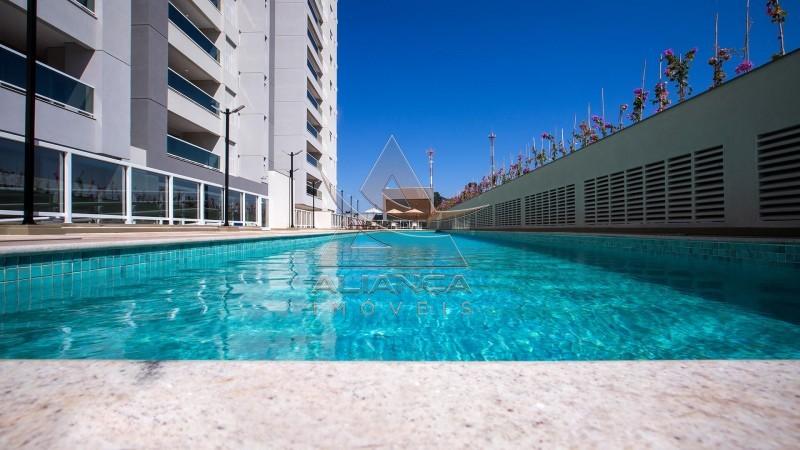 Aliança Imóveis - Imobiliária em Ribeirão Preto - SP - Apartamento - Jardim Olhos D'água  - Ribeirão Preto
