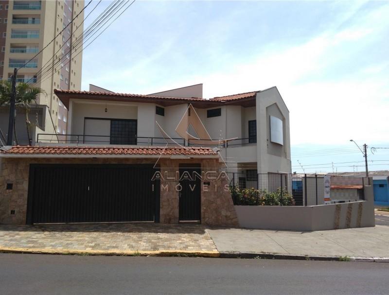 Casa - Jardim Irajá - Ribeirão Preto