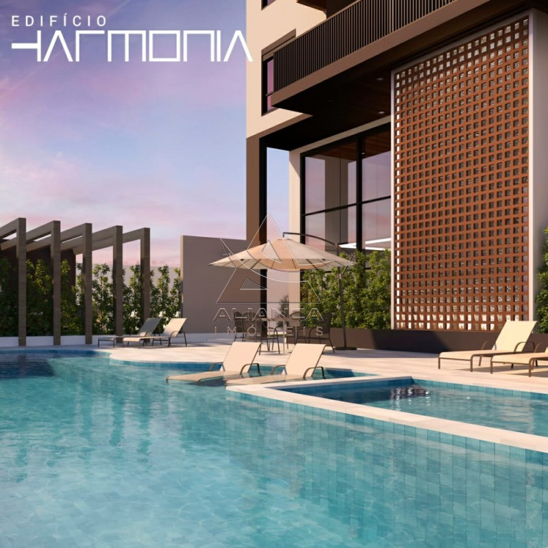 Aliança Imóveis - Imobiliária em Ribeirão Preto - SP - Apartamento - Vila do Golf - Ribeirão Preto