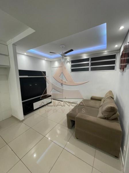 Apartamento - Jardim Florestan Fernandes - Ribeirão Preto