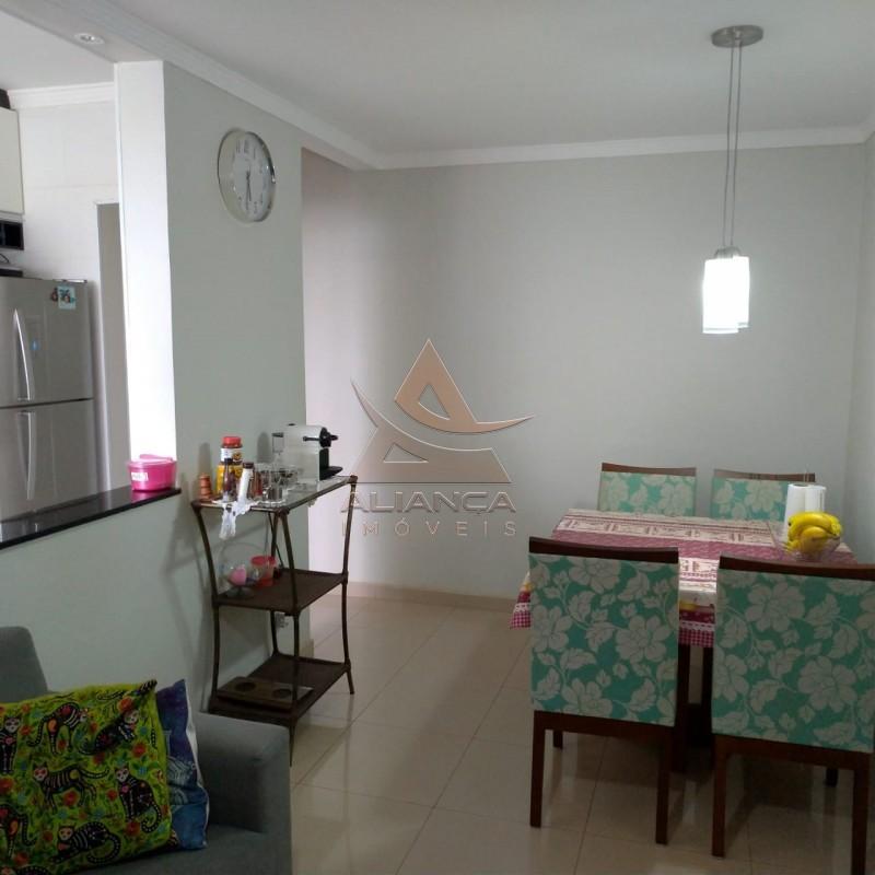Apartamento - Jardim Manoel Penna - Ribeirão Preto