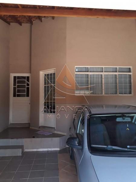 Casa - Jardim Piratininga - Ribeirão Preto