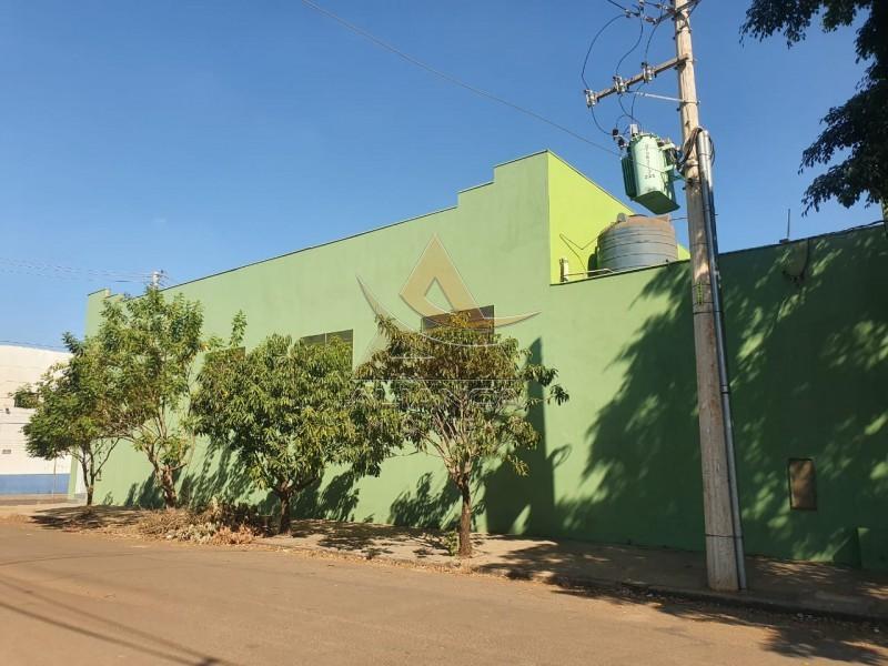 Refidim Imóveis - Imobiliária em Ribeirão Preto - SP - Galpão - Vila Mariana - Ribeirão Preto