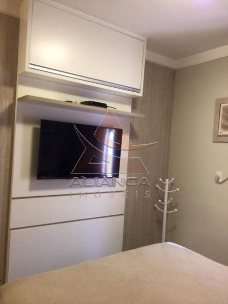 Refidim Imóveis - Imobiliária em Ribeirão Preto - SP - Apartamento - Jardim Manoel Penna - Ribeirão Preto