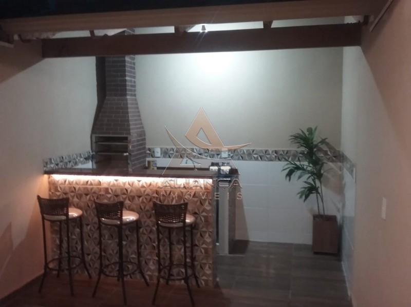 Casa Condomínio - Planalto Verde - Ribeirão Preto