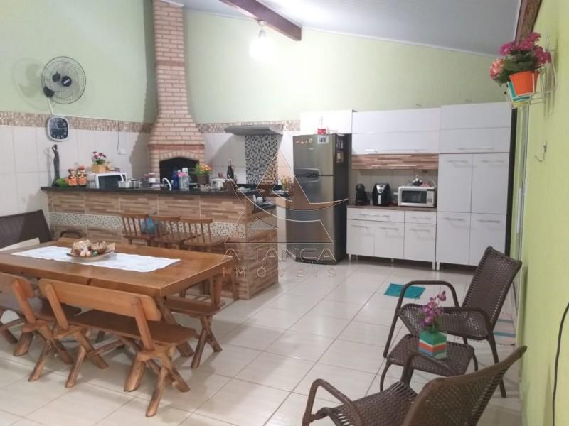 Casa - Parque dos Flamboyant - Ribeirão Preto