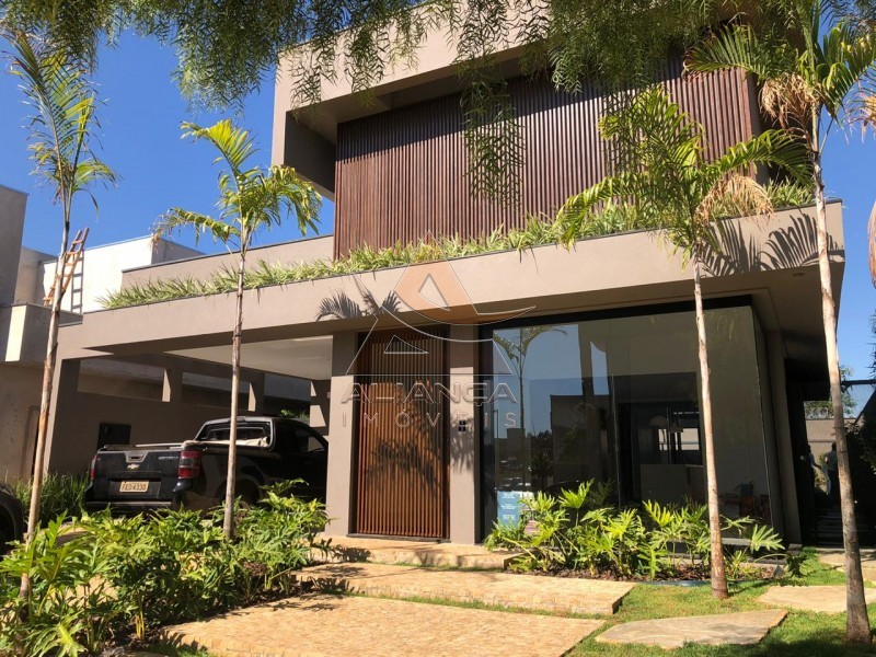 Casa Condomínio - Vila do Golf - Ribeirão Preto