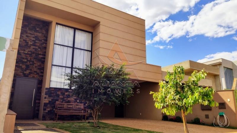Casa Condomínio - Bonfim Paulista - Ribeirão Preto