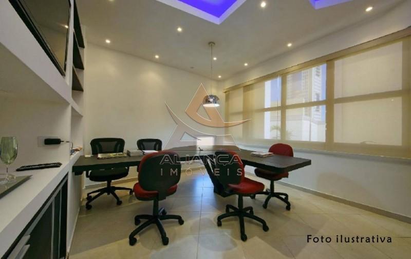 Aliança Imóveis - Imobiliária em Ribeirão Preto - SP - Sala  - Ana Maria - Ribeirão Preto