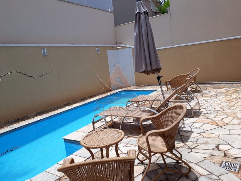 Casa Condomínio - Jardim Nova Aliança - Ribeirão Preto