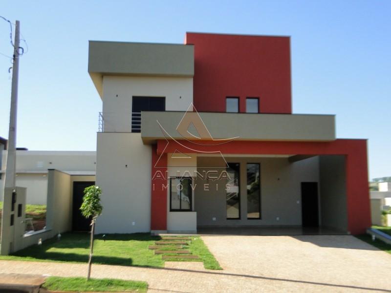 Casa Condomínio - Bella Città - Ribeirão Preto